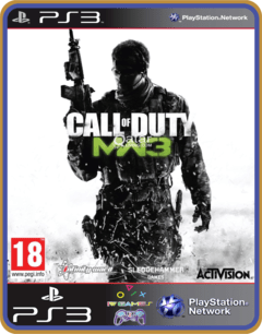 Ps3 Call Of Duty Modern Warfare 3  Mídia Digital - comprar online
