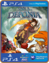 Ps4 Chaos On Deponia Psn Original 1 Mídia Digital
