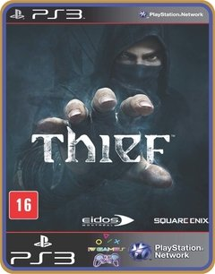 Ps3 Thief Original Mídia Digital