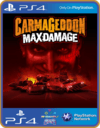 Ps4 Carmageddon: Max Damage midia digital
