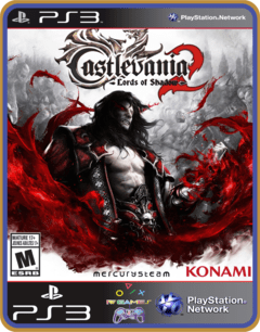 Ps3 Castlevania Lords Of Shadow 2 | Mídia Digital Legendado - comprar online