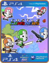 PS4 Castle Crashers Remastered midia digital