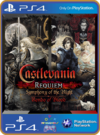 PS4 Castlevania Requiem Symphony of the Night and Rondo of Blood PSN ORIGINAL 1 MÍDIA DIGITAL