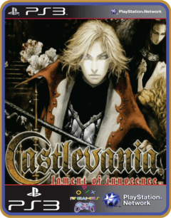 Ps3 Castlevania Lament Of Innocence - Midia Digital