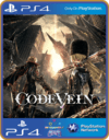 Ps4 Code Vein midia digital