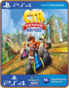 PS4 Crash Team Racing Nitro Fueled ORIGINAL 1 MIDIA DIGITAL - comprar online