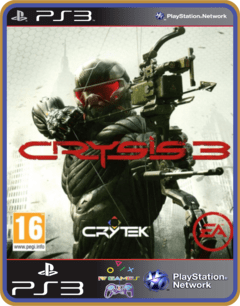 Ps3 Crysis  3 -  Mídia Digital