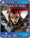 PS4 Darksiders Furys Collection - War and Death Psn Original 1 Mídia Digital