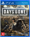 DAYS GONE MÍDIA FÍSICA PS4 USADO COM ESTADO DE ZERO