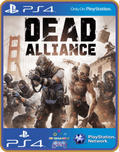PS4 Dead Alliance MIDIA DIGITAL ORIGINAL 1