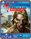 DEAD ISLAND PS4 PSN MÍDIA DIGITAL ORIGINAL 1