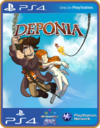 PS4 Deponia Psn Original 1 Mídia Digital