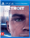 DETROIT BECOME HUMAN MÍDIA FÍSICA PS4 NOVO
