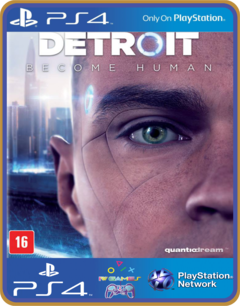 PS4 Detroit Become Human Psn Original 1 Mídia Digital