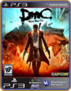 Ps3 Dmc Devil May Cry - Mídia Digital