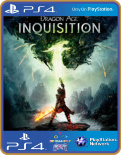 Ps4 Dragon Age Inquisition Ed Jogo Do Ano Psn Original 1 Mídia Digital Legendado em Português
