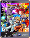 Ps3 Dragon Ball Z Battle Of Z -  Mídia Digital