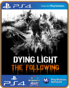 PS4 Dying Light The Following Psn Original 1 Mídia Digital - INGLES