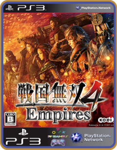 Ps3 Samurai Warriors 4 Empires | Mídia Digital