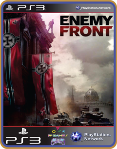 PS3 Enemy Front Psn Original Mídia Digital