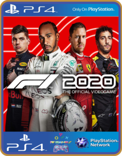 PS4  F1 2020  PSN ORIGINAL 1 MÍDIA DIGITAL