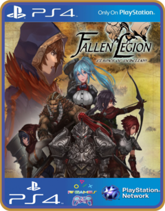 FALLEN LEGION PS4 PSN MÍDIA DIGITAL ORIGINAL 1