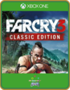 XBOX ONE PRIMÁRIA FAR CRY 3 CLASSIC EDITION