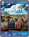 Ps4 Far Cry 5  Psn Original 1 Mídia Digital