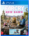 FARCRY NEW DAWN MÍDIA FÍSICA PS4
