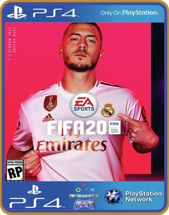 FIFA 20 PS4 PSN MÍDIA DIGITAL ORIGINAL 1