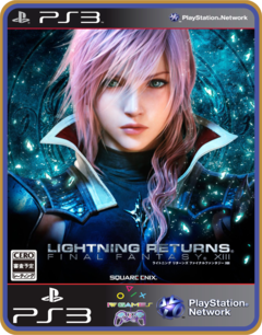 Ps3 Final Fantasy Lightning Returns | Mídia Digital - comprar online