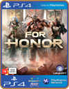 PS4 For Honor Psn Original 1 Mídia Digital