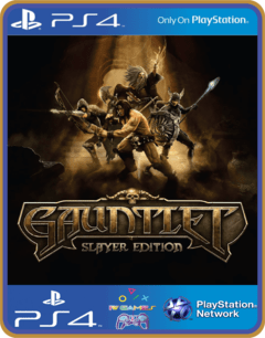 PS4 Gauntlet Slayer Edition Psn Original 1 Mídia Digital