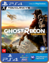 Ps4 Tom Clancys Ghost Recon Wildlands Psn Original 1 Mídia Digital