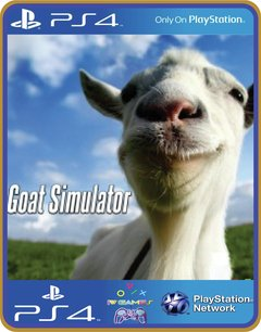 PS4 goat simulator ORIGINAL 1 MIDIA DIGITAL