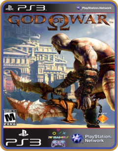 Ps3 God Of War Hd - Mídia Digital - comprar online