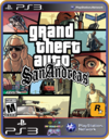Ps3 Gta San Andreas Grand Theft Auto Original Mídia Digital