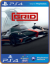 Ps4 GRID Launch Edition midia digital