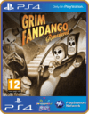 PS4 Grim Fandango Remastered Psn Original 1 Mídia Digital