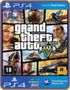 Ps4 Grand Theft Auto V | Gta 5- Legendado Pt Psn Original 1 Mídia Digital