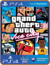 PS4 Grand Theft Auto Vice City Psn Original 1 Mídia Digital