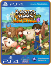 HARVEST MOON LIGHT OF HOPE PS4 PSN MÍDIA DIGITAL ORIGINAL 1