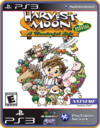 Ps3 Harvest Moon A Wonderful Life Special Edition (PS2 Classic) Mídia Digital Original Psn