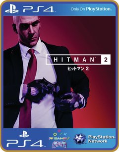 HITMAN 2 PS4 PSN MÍDIA DIGITAL ORIGINAL 1