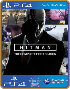 HITMAN PS4 PSN MÍDIA DIGITAL ORIGINAL 1