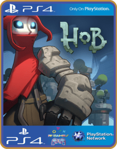 PS4 Hob Psn Original 1 Mídia Digital