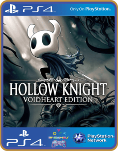 Ps4 Hollow Knight Voidheart Edition midia digital