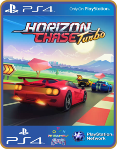 Ps4 Horizon chase turbo midia digital