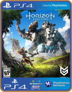 PS4 Horizon Zero Dawn Psn Original 1 Mídia Digital