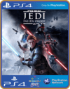 Ps4 STAR WARS Jedi Fallen Order midia digital
